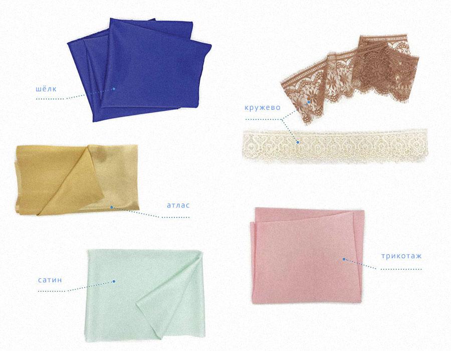 Ткань для нижнего белья